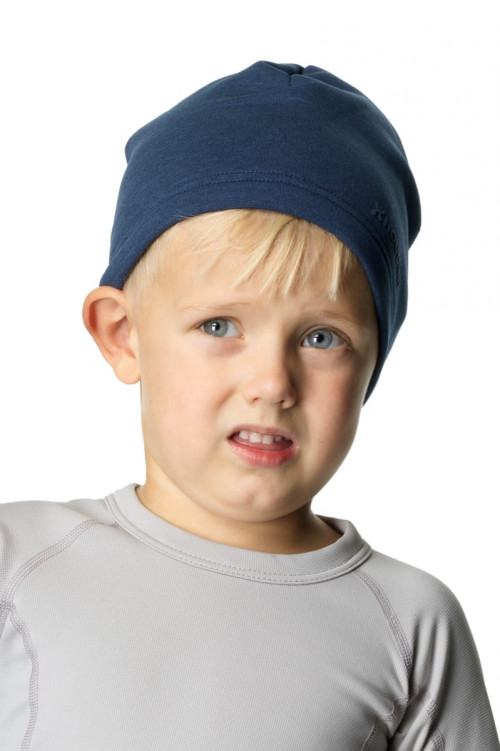 Houdini Kids Outright Hat Cloudy Blue