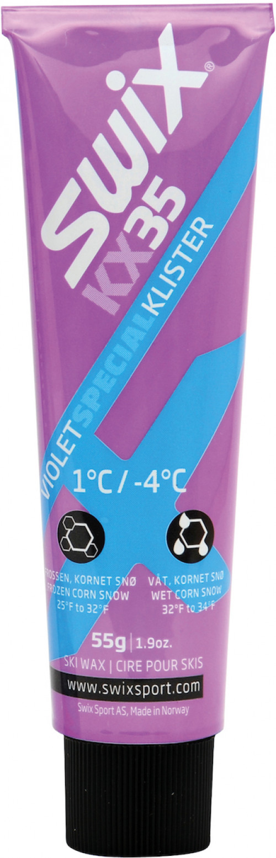 Swix KX35 Violet Spec.Klister, +1c/-4c