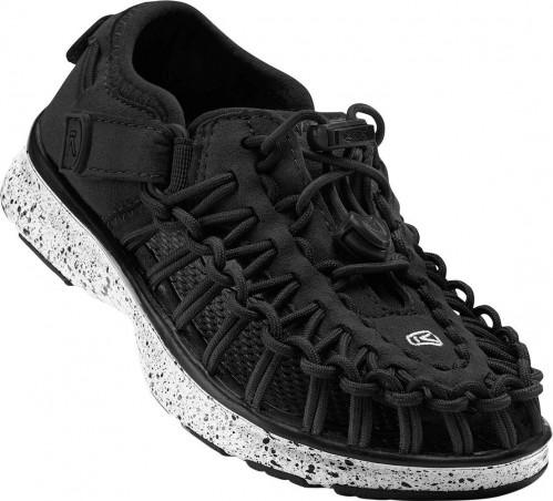 Keen Kid's Uneek O2 Black/White