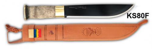 Knivsmed Strømeng Samekniv 8'' Old Fashion