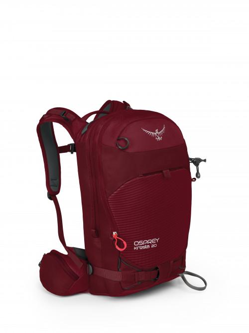 Osprey Kresta 20 Rosewood Red WS/WM