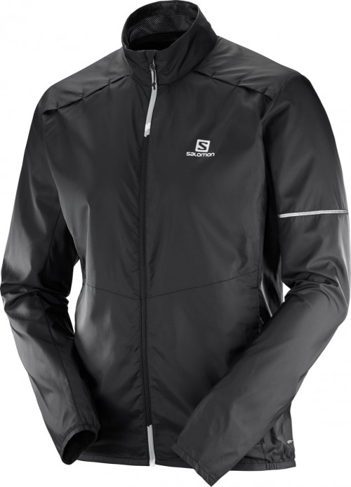 Salomon Agile Wind Jacket Men's Black
