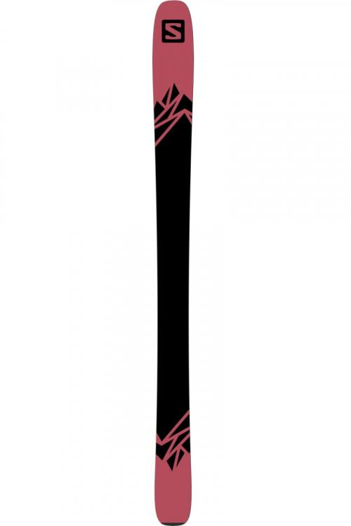 Salomon N QST Stella 106 Pink/Black