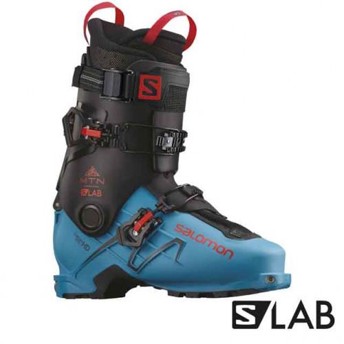 Salomon S/Lab Mtn Black/Transcend Blue/Red
