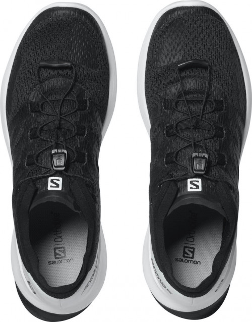 Salomon Sense Flow Black/White/Black