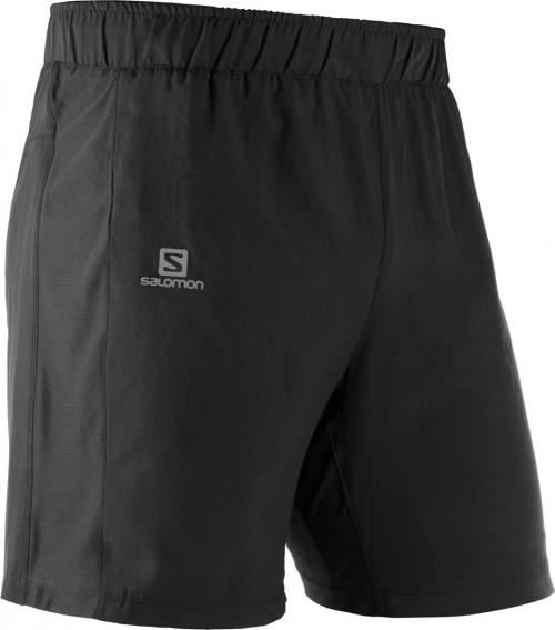 Salomon Agile 2in1 Short Men's Black