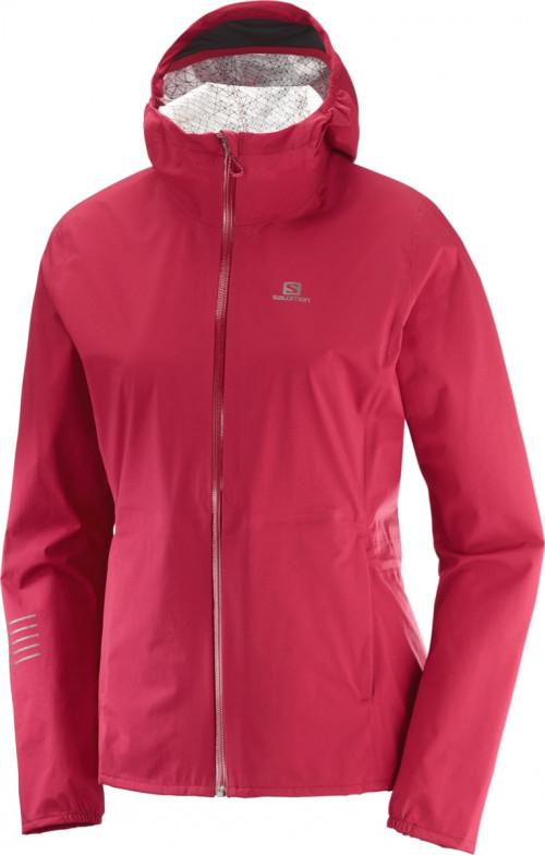 Salomon Lightning WP Jacket Women's Rio Red