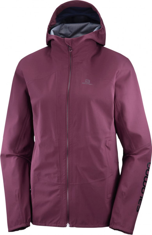 Salomon Outline Jacket Women's Winetasting