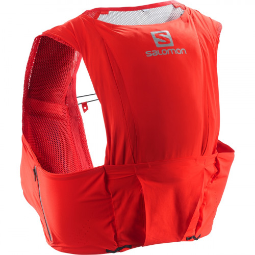 Salomon S/Lab Sense Ultra 8 Set Racing Red