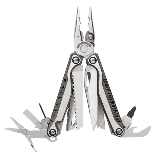 Leatherman Multiverktøy Charge+ Tti Nylon Titanium ES