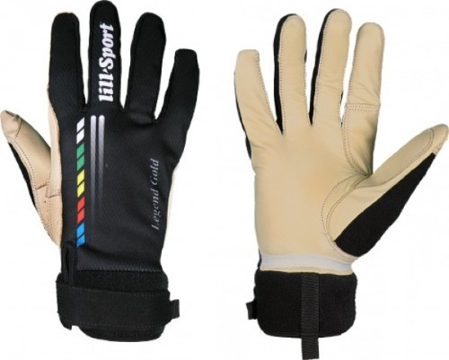 Lillsport Legend Gold Black