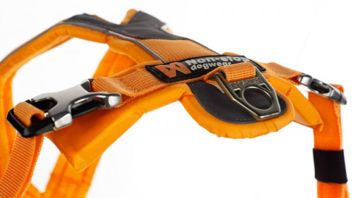 Non-Stop Dogwear Line Harness Orange