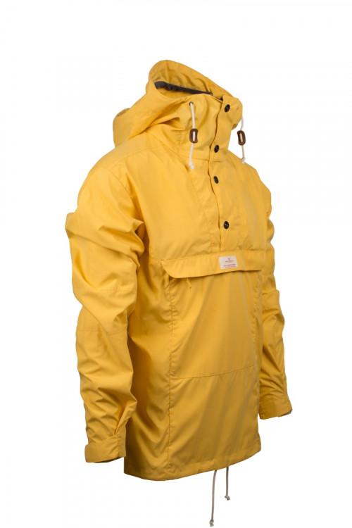 Amundsen Sports Roamer Anorak Mens Yellow Haze