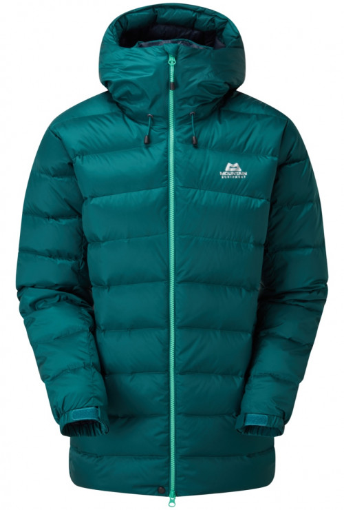 Mountain Equipment Senja Wmns Jacket Deepteal/Deepteal