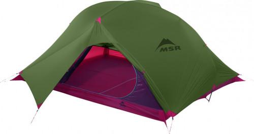 MSR Carbon Reflex 3 Tent Green V4 Green