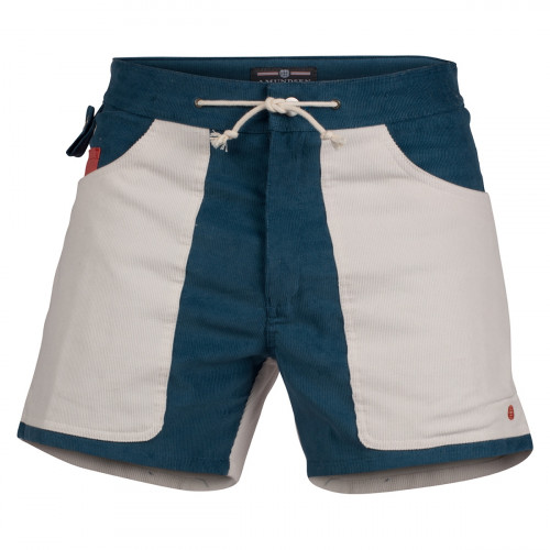 Amundsen Sports 5 Incher Concord Mens Faded Blue/Natural