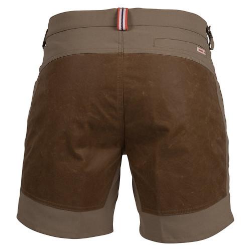 Amundsen Sports 7incher Field Shorts Mens Desert/Tan