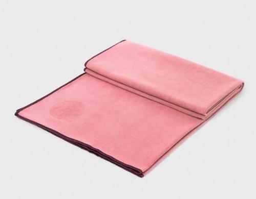 Manduka Equa Yoga Mat Towel Desert Flower 182cm