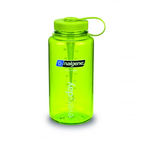 Nalgene 1L Wide Mouth Spring Green