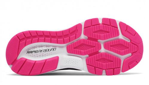 New Balance Kjrusgup - Vazee Rush V2 Grey/Pink