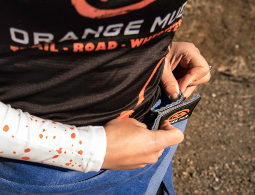 Orange Mud Transition Wrap, 2.0 Black