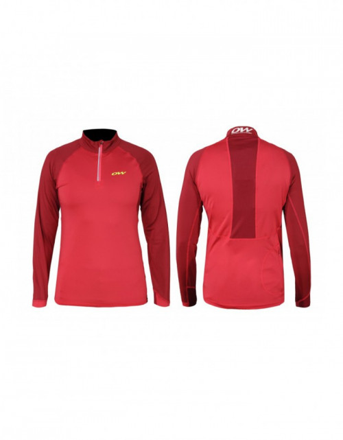 One Way Just Speed Women's Shirt Red