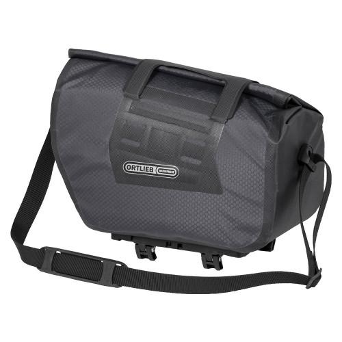 Ortileb Trunk Bag Rc Black-Slate 12 L