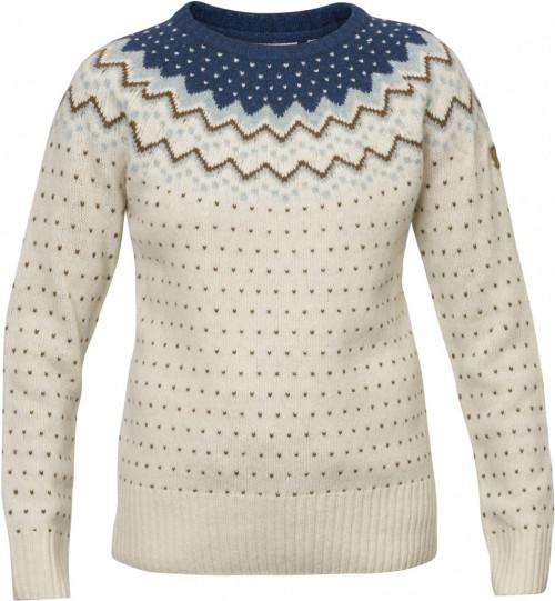 Fjällräven Övik Knit Sweater Women's Glacier Green