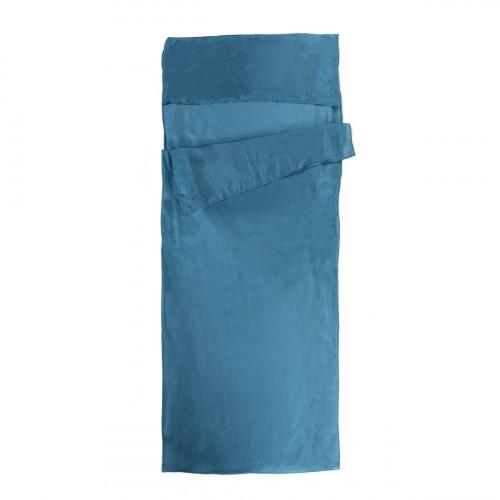 Urberg Silk Liner Rectangular Blue