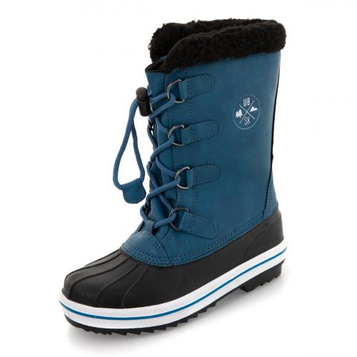 Urberg Teddy Kid's Boot Blue