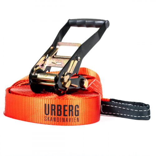 Urberg Slackline Set Red