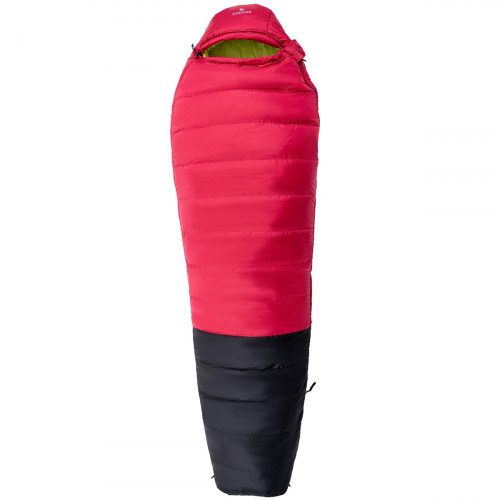 Sydvang Skaring Hybrid -5   Sleeping Bag Crimson/Jet Black