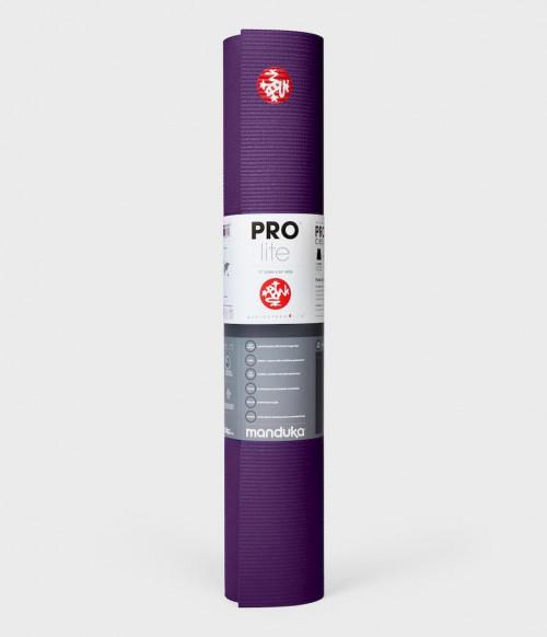 Manduka Prolite Yoga Mat Black Magic 180cm