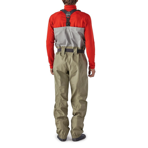 Patagonia Men's Skeena River Waders Regular Light Bog