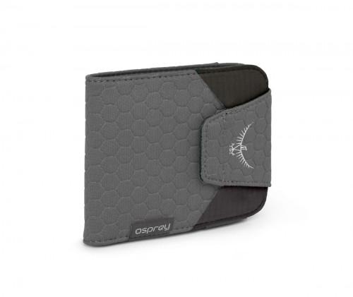 Osprey Quicklock Rfid Wallet Shadow Grey