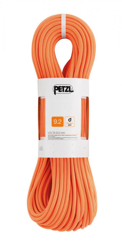 Petzl Volta 9,2mm x 70m Oransje