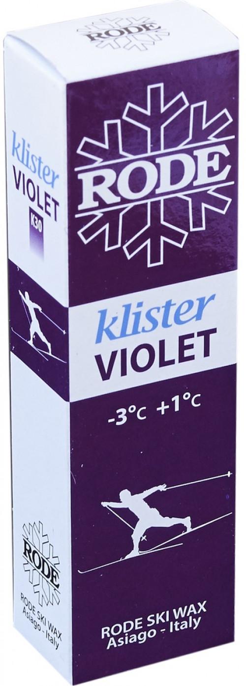 Rode Klister Violet -3/+1