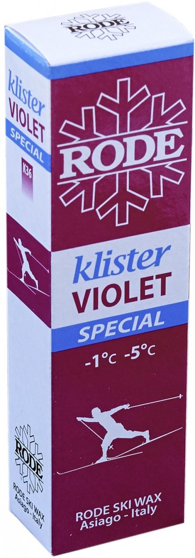 Rode Klister Violet Spesial -1/-5