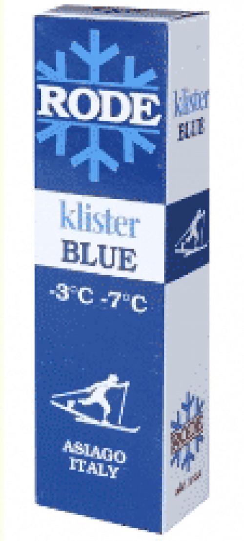 Rode Klister Blå -3/-7
