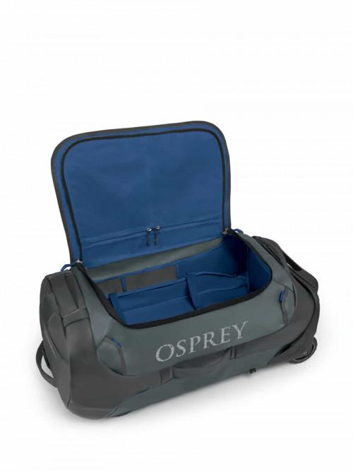 Osprey Rolling Transporter 90 Pointbreak Grey O/S Pointbreak Grey