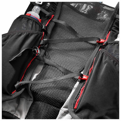 Salomon Bag Adv Skin 12 Set Fiery Red/Graphite