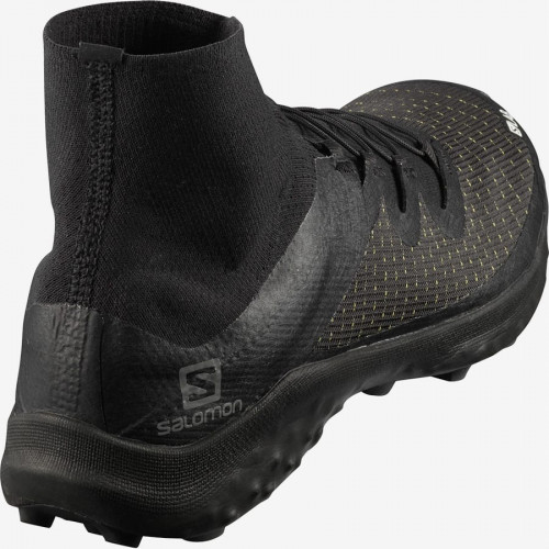 Salomon S/Lab Cross Black/White/Black