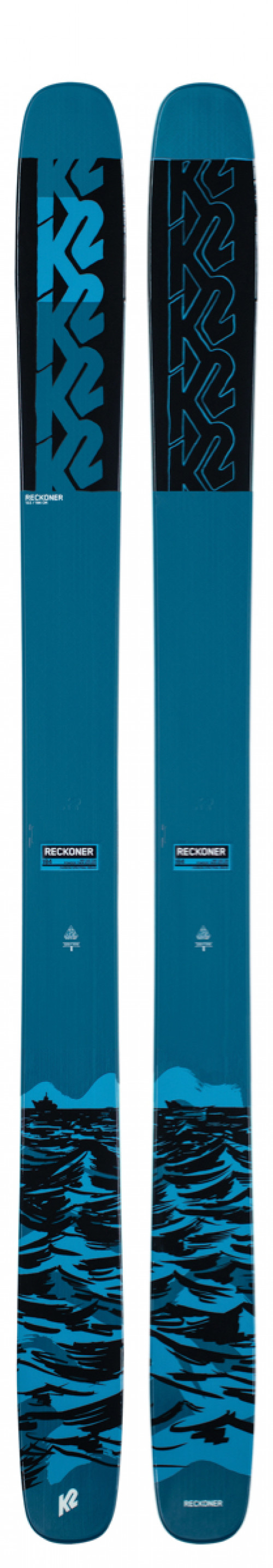 K2 Reckoner 122