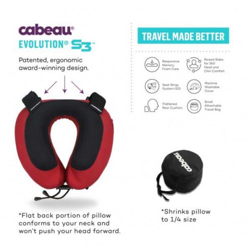 Cabeau Evolution S3 Indigo (Navy Blue)