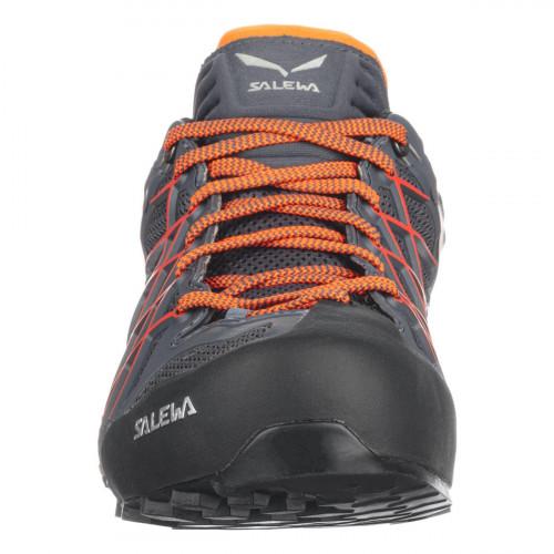 Salewa Mens Wildfire Gtx Ombre Blue/Fluo Orange