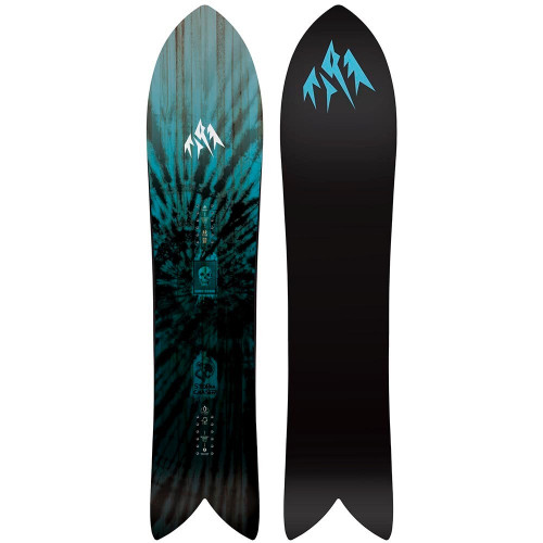 Jones Snowboards Storm Chaser Black