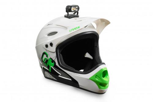 Lupine 3m Piko R/ Wilma R Helmet Mount Black