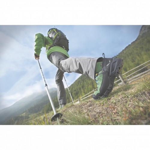 Salewa Mens Alp Trainer Mid Gtx Carbon/Ringlo