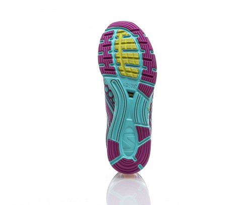 Salming Race 3 Shoe Women Turquoise/Cactusflower