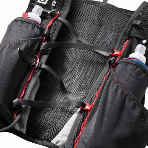 Salomon Adv Skin 5 Set Black/Matador